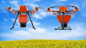 droni in agricoltura, droni per agricoltrura sicilia, droni in sicilia, agricoltura con drone, precision farming drone, semina di precisione droni, ispezione campi droni