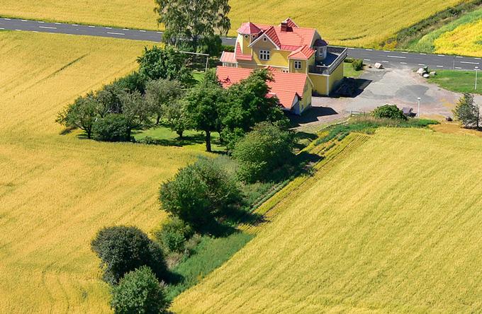 utilizzo dei droni peragricoltura di precisione e precision farming