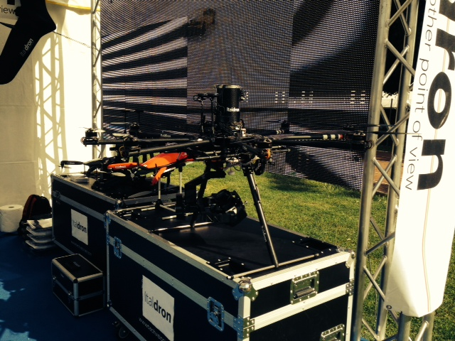 lavoro aereo drone, sapr, rpas