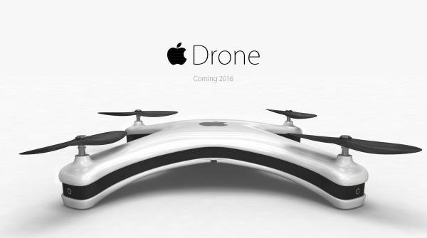 drone apple