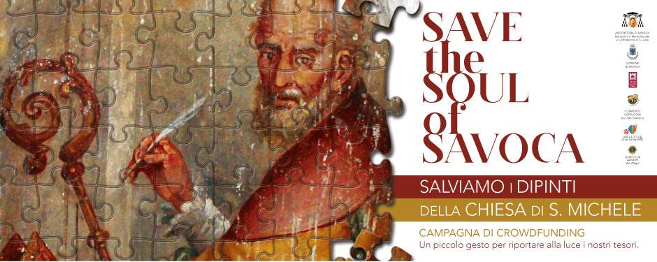 Progetto SaveTheSoulOfSavoca