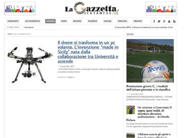 La Gazzetta Catanese del 02/11/2015